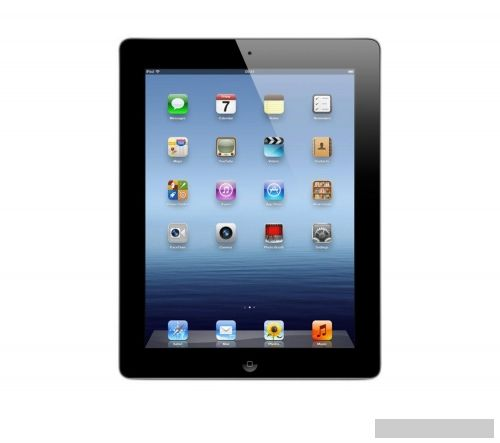 The new iPad 16GB Wi-Fi, Black