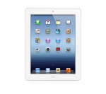 The new iPad 32GB Wi-Fi, White-Black