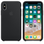 iPhone X Silicone Case - Flash