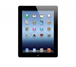 The new iPad 64GB Wi-Fi,Black- White